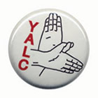 Young and Lost button badge