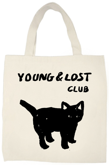 Y&L Cat tote bag